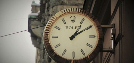 Watch City Minutes Rolex Time